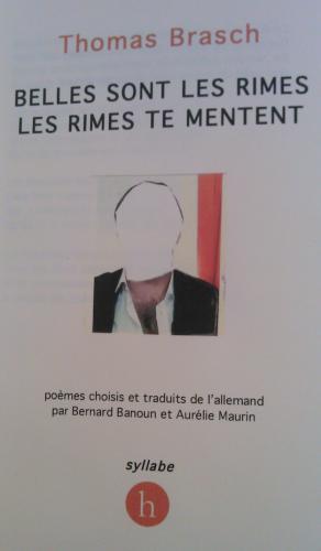 hochroth, Thomas Bracht, Bernard Banoun, Aurélie Maurin, poésie, traduction